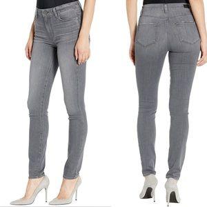 NWT Paige Verdugo Ankle skinny Grey Jeans 24